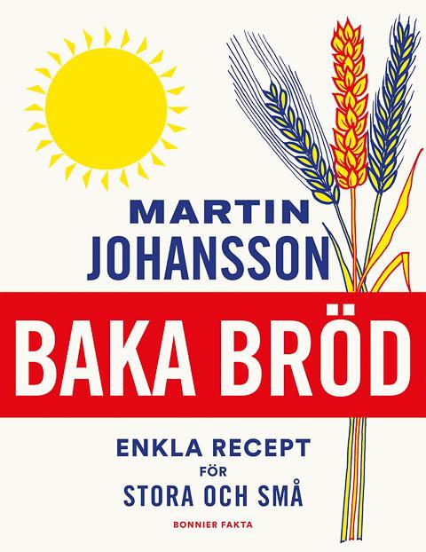 Omslag till boken Baka bröd